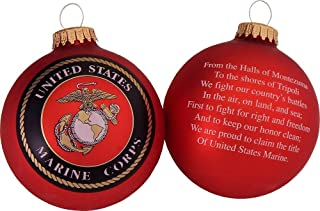 united states marine christmas ornaments