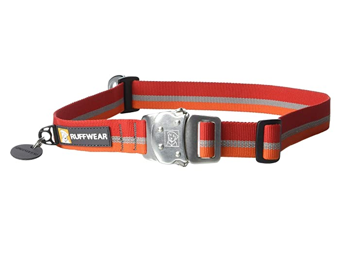 Top Rope Collar Kokanee Red