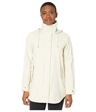 Helly Hansen Valentia Raincoat (Cream) Women