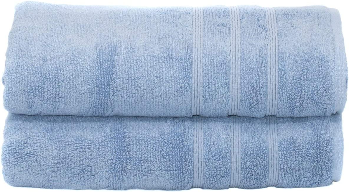 MOSOBAM Popular product San Jose Mall 700 GSM Hotel Luxury Bath Bamboo-Cotton A Towels 30X58