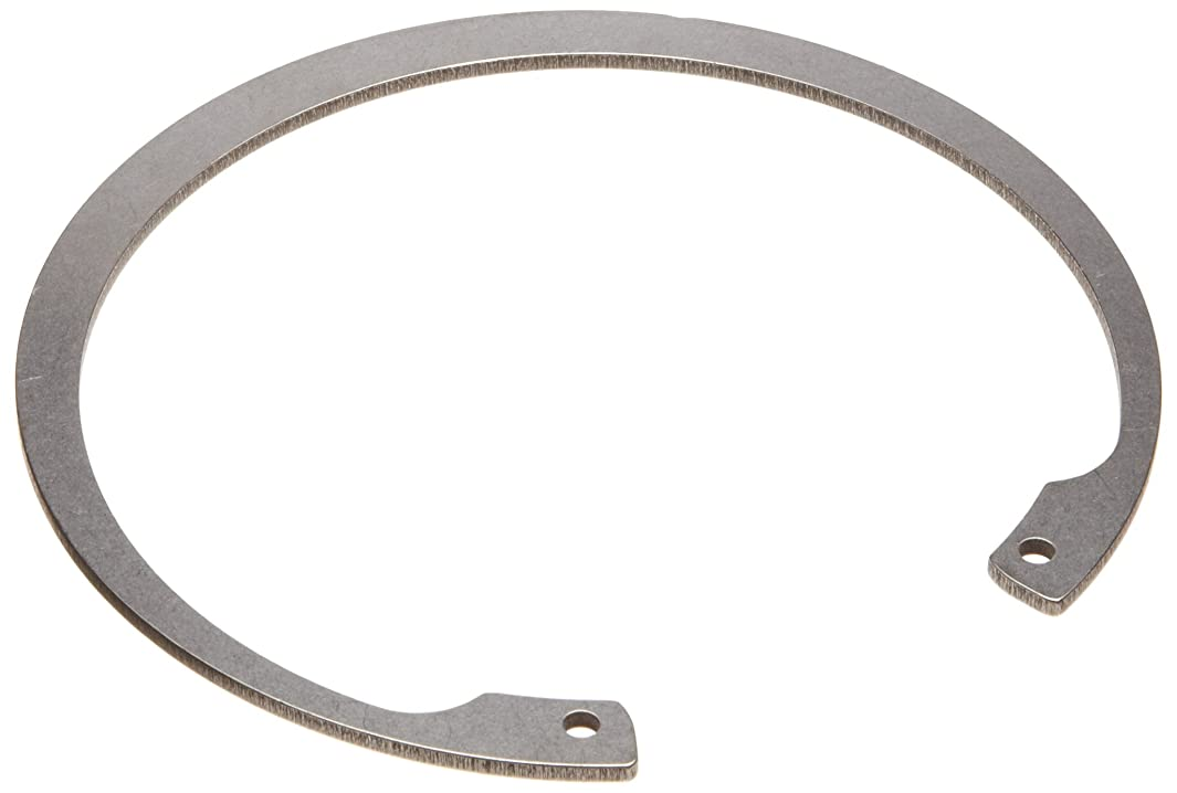Standard Internal Retaining Ring, Tapered Section, PH15-7 Stainless Steel, Passivated Finish, 1-1/2