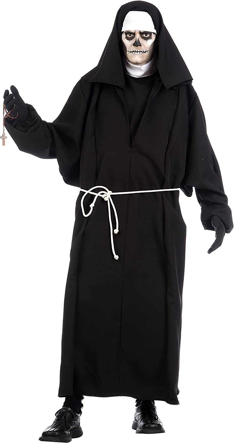 Limit COSTUMES MA774TL Monja Without Head Fancy Dress, Large