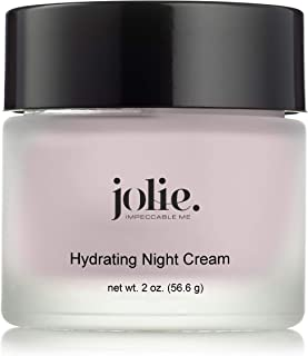 Jolie Hydrating Night Cream - P.M. Facial Moisturizer 2 oz.