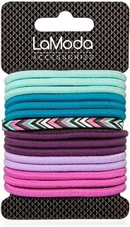 Colore ricevute varia soft-fabric Annodato Spotted fascia elastica