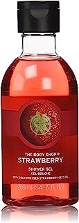 The Body Shop Strawberry Shower Gel For Unisex, 248 ml