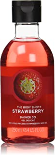 The Body Shop Strawberry Shower Gel, 250ml