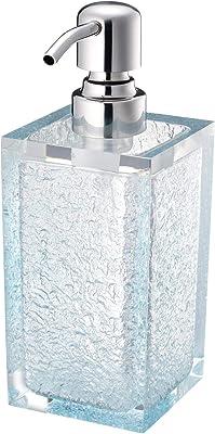 大同 ポーラーアイス 泡用ソープディスペンサー ブルー 7×7×18 SDP-683836