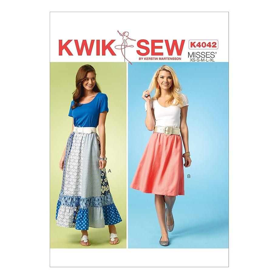 KWIK-SEW PATTERNS K4042 Misses' Skirts
