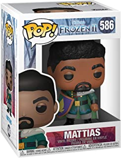 Funko Pop! Disney Frozen 2 - Mattias, Action Figure - 40894