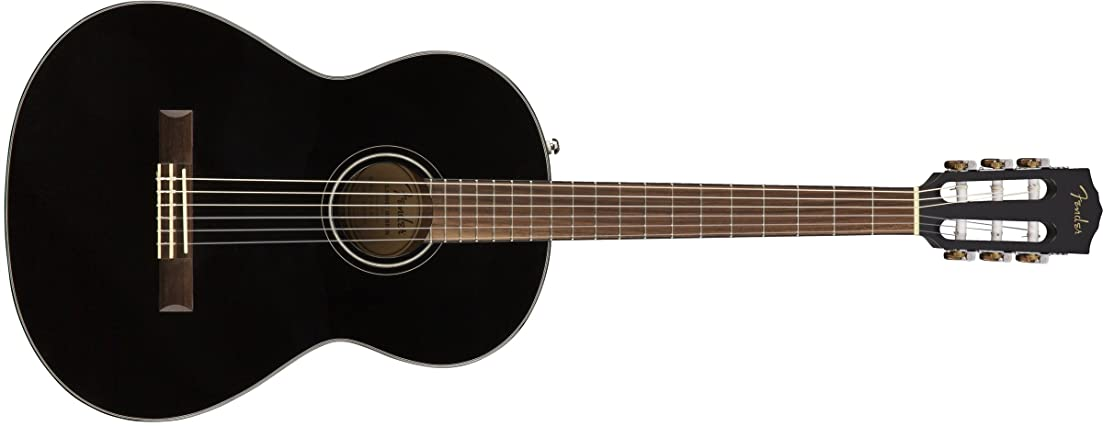 不調和強盗スクワイアFender フェンダー アコースティックギター CN-60S BLK