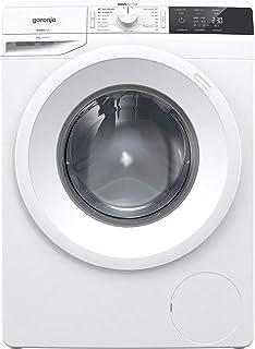 Gorenje WE 843 P Waschmaschine/Weiß/A/8 kg/Automatikprogramm/Schnellwaschprogramm/Energiesparmodus