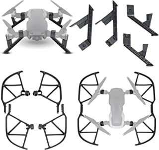 Ultimaxx Mavic Air Landing Gear and Propeller Guard Fits Perfectly Together