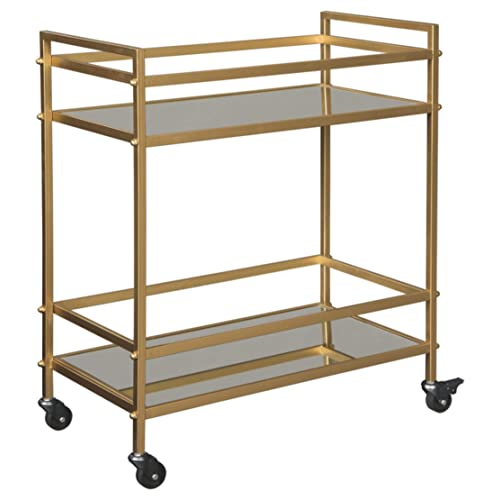 Vintage Bar Cart >> Antique Bar Carts Amazon Com