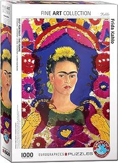 EuroGraphics 5425 Frida Portrait Puzzle (1000 Piece)