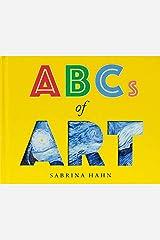 ABCs of Art (Sabrina Hahn's Art & Concepts for Kids) Kindle Edition