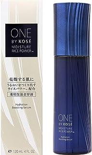 ONE BY KOSE(ワンバイコーセー) ONE BY KOSE 药用保湿美容液 大号 本商品 单品 120毫升 (x 1)