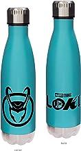 Marvel Loki 17 oz. Stainless Steel Bottle Green