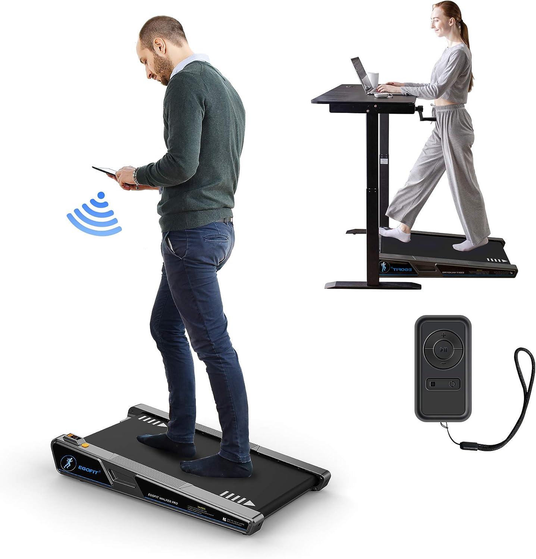 Egofit Walker Pro Small Under Electric Desk Treadmill Sale special price List price Walking Ma