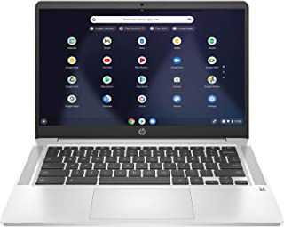 """HP Chromebook 14 14"""" FHD Laptop Computer/ for Education or Student/ Intel Celeron N4000/ 4GB..."""