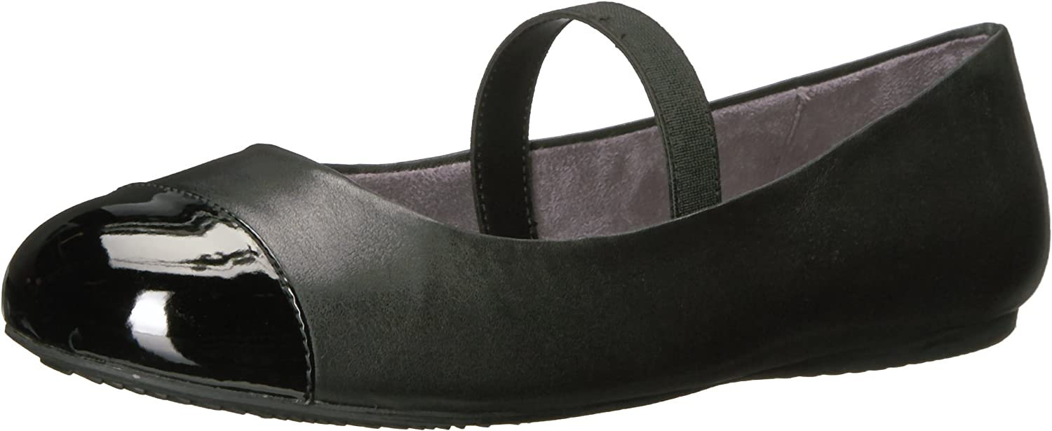 SoftWalk Women's Napa Mj Mary At the price Jane Cheap mail order specialty store US W Flat black 6.5