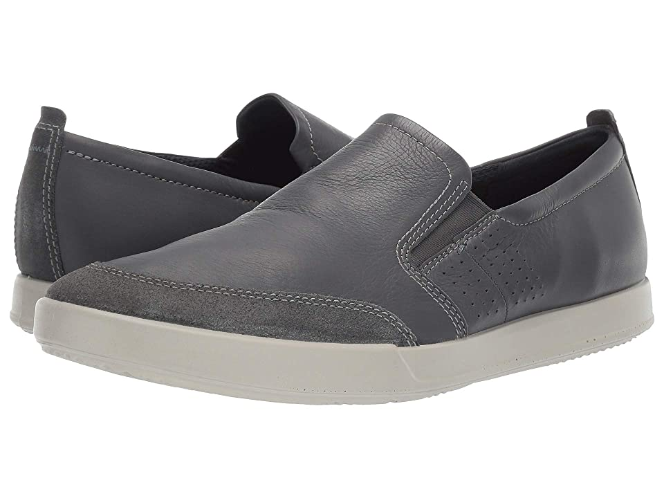 ECCO Collin 2.0 Slip-On (Magnet/Magnet) Men's Shoes