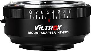 VILTROX NF-FX1 Lens Mount Adapter Handleiding Focus voor Nikon G/F/AI/S/D Mount Serie Lens FUJI X-Mount Spiegelloze Camera...