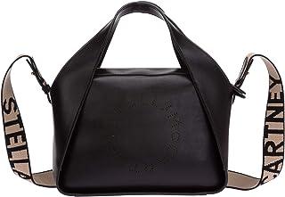 Stella McCartney mujer Stella logo bolsas de mano nero