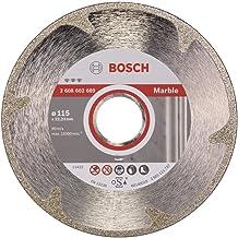 Bosch Diamantdoorslijpschijf Best voor Marble 115 x 22,23 x 2,2 x 3 mm