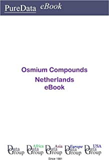 Osmium Compounds in the Netherlands: Market Sales