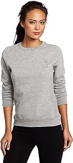 Champion Women's Pullover Eco Fleece Sweatshirt, Oxford Gray, 2X-Large
