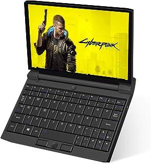 『2020最新 ハイスペック』 ONE-NETBOOK OneGx1 Pro ゲーミングノートパソコン ( 第11世代Core i7-1160G7 / Windows10 / 7インチ / Wi-Fi6 / 日本語キーボード / ブラック )