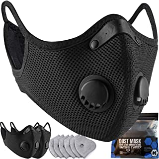 BASE CAMP M Plus Dust Face Cover 3 Pack