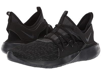Nike Flex Contact 3 (Black/Black/Anthracite) Men