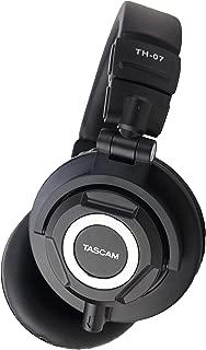 Tascam TH-07 High Definition Studio Monitor Headphones
