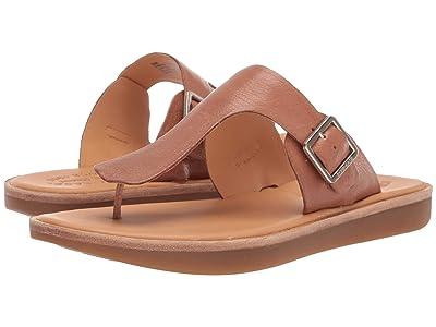 Kork-Ease Belmont (Brown Full Grain Leather) Women