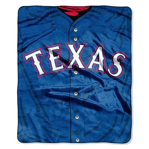 9a12fc9c5 The Northwest Company MLB Jersey Plush Raschel Throw