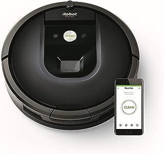 【特別仕様】ルンバ 985 アイロボット ロボット掃除機 Wi-Fi対応 マッピング 自動充電 自動再開 強い吸引力 カーペットブースト R985060【Alexa対応】