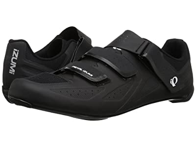 Pearl Izumi Select Road V5 (Black/Black) Men