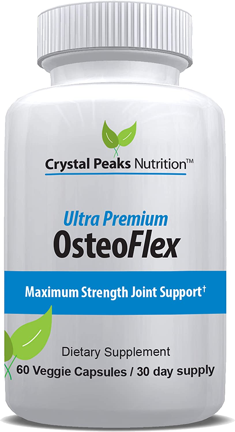 Powerful Joint Pain  Anti-Inflammatory Supplement - Loaded with