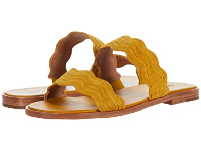 Frye Mira Wave Slide (Honey) Women