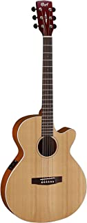 Cort 6 String Acoustic-Electric Guitar, Right Handed (SFX1F NS)
