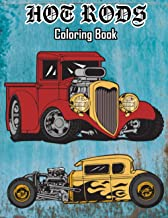 Hot Rods Coloring Book (Car Coloring Books)