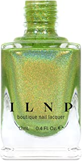ILNP Sundance - Unique Key Lime Yellow Ultra Holographic Nail Polish