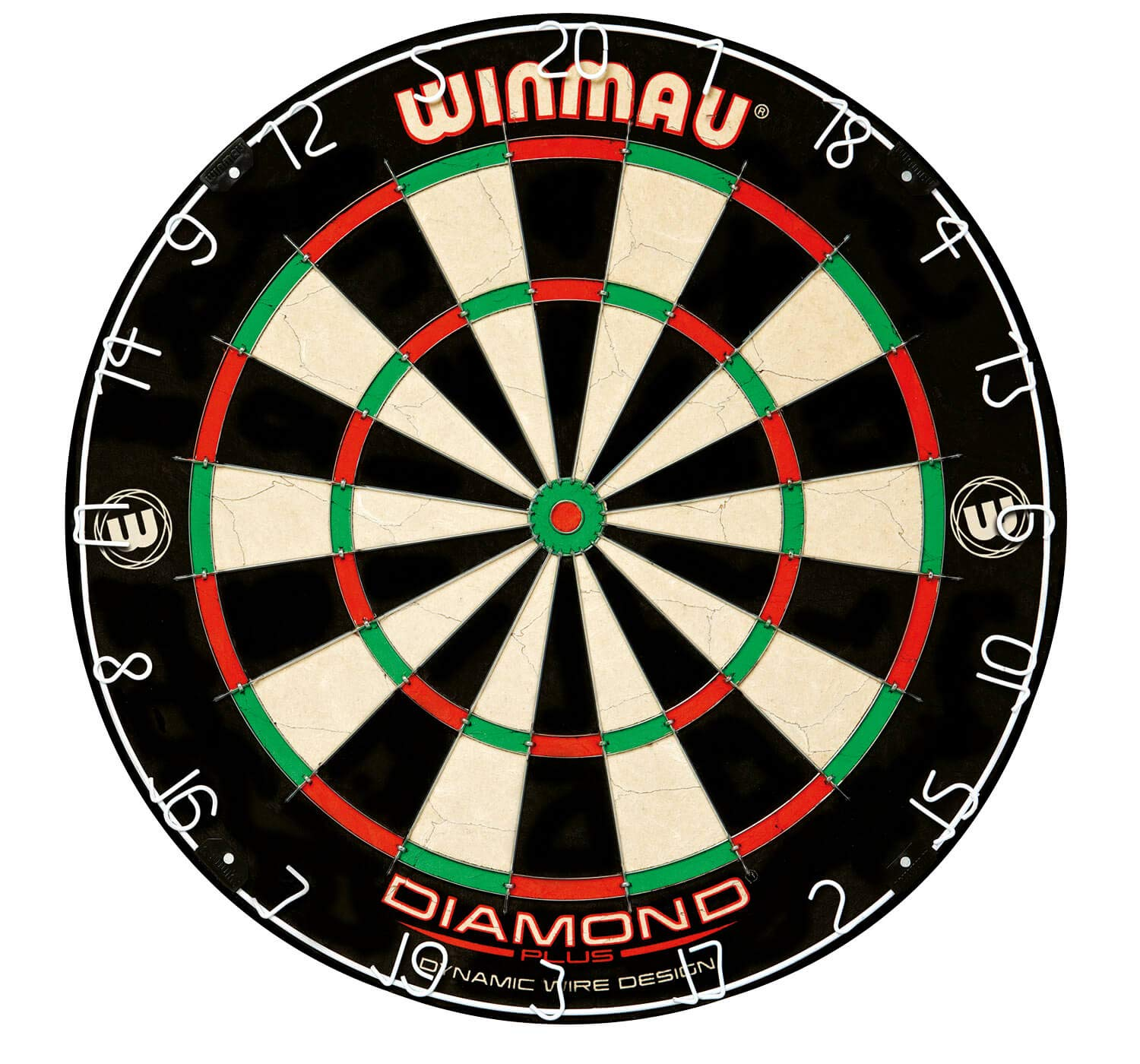 Winmau Tournament Dartboard Staple Free Bounce Outs