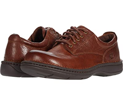 Born Hutchins III (Dark Tan Full Grain Leather) Men