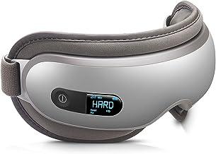 Breo iSee16 Eye Massager ماسک بی هوازی فشرده با فشار هوا، لرزش، گرمایش برای خشکی چشم آرامش مراقبت از چشم مراقبت از چشم در برابر استرس