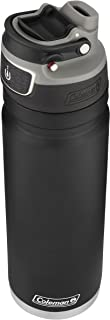 Best black stainless steel bottle Reviews