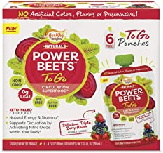 Healthy Delights Naturals Power Beets to Go, 6 Count
