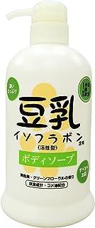 豆乳ボディソープ 550ml