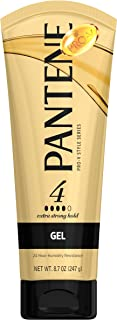 Pantene Pro-V Extra Strong Hold Gel, 8.7 Fluid Ounce